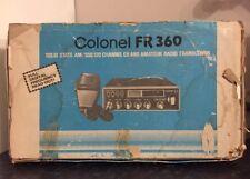 Le colonel FR360 SSB Transceiver dans boîte d'origine