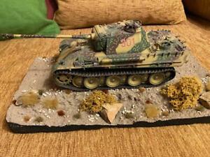 Dragon Armor 1/35, German Panther G, Late Production - Diorama