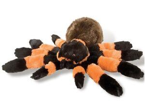 CUDDLEKINS TARANTULA PLUSH SPIDER 30CM STUFFED ANIMAL BY WILD REPUBLIC