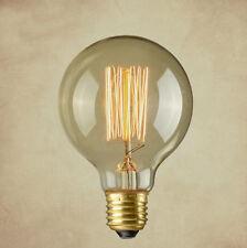 40w Vintage Retro Style Lighting Filament Edison Lamp Light Globe Bulb E27 Screw