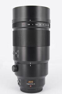 Panasonic Leica DG Elmarit 200mm F2.8 Power O.I.S. Lens Inc 1.4X TC- Virtuall...