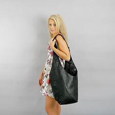 Pre production sample Montmartre Large Leather Handbag/Shoulder bag.  black