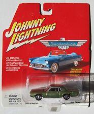 JOHNNY LIGHTNING R1 THUNDERBIRD 1968 FORD THUNDERBIRD HARDTOP RLT