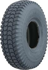 2 x New Mobility Scooter Tyres Blocked 260x85 - 3.00-4 - 300x4  Vat Free