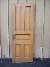 """28"""" 2-1-2 panel door clean   (CM 33)"""
