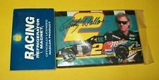 Rusty Wallace Vintage 1996 Miller Genuine Draft MGD 25th Refrigerator Magnet NOS