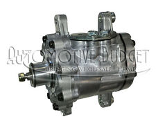A/C Compressor w/o Clutch for Sanden SD7B10 Swing Mount (Body ONLY) - NEW