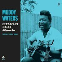 Muddy Waters - Sings Big Bill [New Vinyl] 180 Gram, Spain - Import