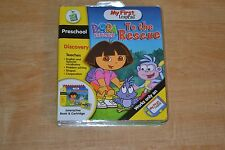 My First LeapPad Dora the Explorer To the Rescue Preschool Leap Frog Book 2002