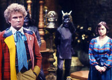 Colin Baker and Nicola Bryant UNSIGNED photo - H8058 - Doctor Who