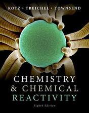 Chemistry and Chemical Reactivity by Kotz, John C. Kotz, Paul M. Treichel and J…