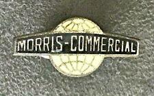 MORRIS COMMERCIAL TRUCK LORRY ENAMEL LAPEL PIN BADGE