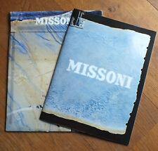 Missoni Rare Katalog Catalog Catalogue 2015 Photography Viviane Sassen (13S704)