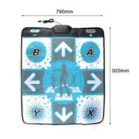 Anti Slip Dance Dancing Mat Pad For WII Nintend TV Game Gaming Home Fitness Yoga