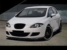 carbon cup Spoilerlippe für Seat Leon  MK2 1P Frontspoiler Spoiler Diffusor