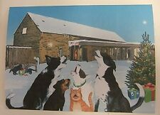 Cotswold Cats & Dogs Home Charity (RSPCA South) Christmas Cards Pack of 10