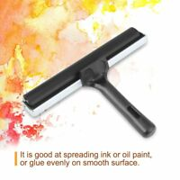 Useful 20cm Brayer Roller Paint Brush Ink Applicator Art Craft Oil Painting Tool