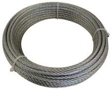 Rouleau de 15M de Cable Acier Ø 3 mm