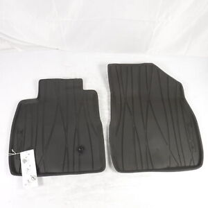 Genuine OEM Buick All Weather Floor Mats Front Row Fits 2020+ Encore GX Black