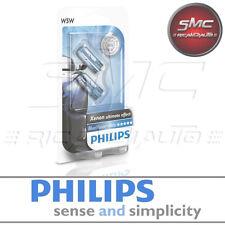 PHILIPS 2-ER SET AUTOLAMPEN WHITE VISION W5W T10 12V 65W +60% 4300K 12961NBVB2