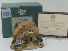 Lilliput Lane Nursery Cottage Special Edition Collection Ornament Figurine NEW