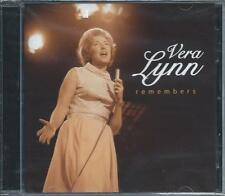 Vera Lynn - Remembers (CD 2003) NEW/SEALED
