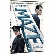 """DVD """"Les évadés de Maze"""" Tom Vaughan-Lawlor    NEUF SOUS BLISTER"""