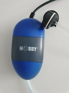 Hobby Bubble Air Pump 100 Luftpumpe für Aquarium 2,8 W  1,8 l /min