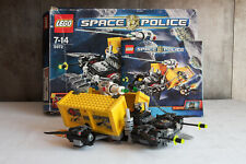 Lego Space 5972 Police Space Truck Getaway