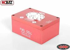 RC4WD Billet alluminio Fuel Cell Radio di Rosso TF2 Trail Finder G2 Gelande II