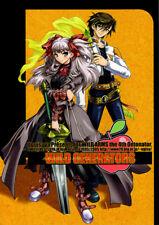 Wild Arms 4 LOVE Doujinshi Comic Arnaud x Raquel Wild Generators UGUISUYA