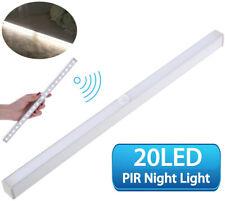 Unterbau-Leuchte LED Lichtleiste Küchen-Lampe Beleuchtung Schrankleuchte 20LED