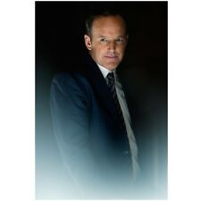 Agents of S.H.I.E.L.D. Clark Gregg as Agent Coulson Smiling 8 x 10 Inch Photo