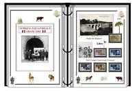 Album de timbres à imprimer  AEF et AOF
