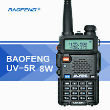 Baofeng UV-5R 8W Dual Band UHF/VHF Two-way Radio Walkie Talkie transceiver uv5r