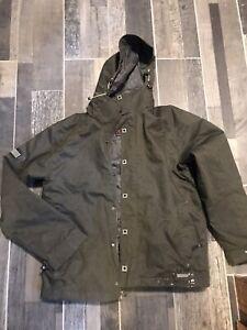 Scott Ski/Board Hooded Jacket Size Large