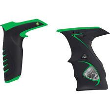 Dye DM14 Sticky Grip Kit - Black / Green - Paintball