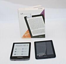 2er Set e-Books, Kobo Clara HD & PocketBook Touch HD 3 PB632 ungeprüft-defektA