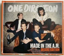 ONE DIRECTION MADE IN THE AM DELUXE EDITION - 17 TRACKS CD