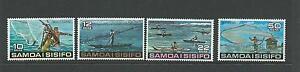 1976 Fishing   Set 4 Complete MUH/MNH SG 465 - 468