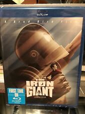 Iron Giant, The - Signature Edition (Blu-ray) Brad Bird, Vin Diesel, Brand New!