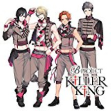 KILLER KING-PHANTOM OF LOVE-JAPAN CD E25