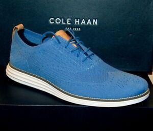 Cole Haan Men's ØriginalGrand Wingtip Oxford Pacific Coast Shoes Sneakers Sz 12