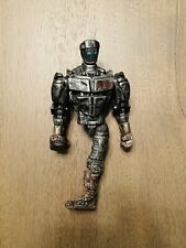 "2011 Jakks Real Steel Atom Junkyard Bot Robot Punching 7.5"" Action Figure"