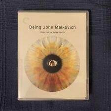 Being John Malkovich (Blu-ray Disc, 2012, Criterion Collection)