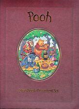 "Disney Storybook Ornament Set ""Winnie the Pooh"""