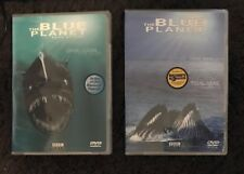 Blue Planet, The: Seas of Life DVD Pair Open Ocean Deep & Tidal Seas Coasts NEW