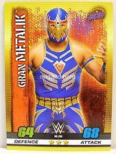 #232 Gran METALIK 10th Edition Slam Attax