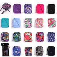 NWT Vera Bradley Mini Hipster Crossbody Bag Shoulder Bag In Various Colors