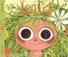 Wild Girl Childrens Book Kids Story Gift Ages 2 3 4 5 Toddler Artist Pictures